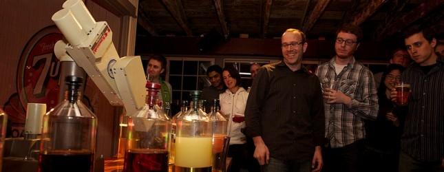 robo-bartender