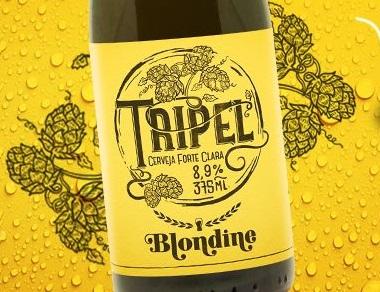 tripel-blondine