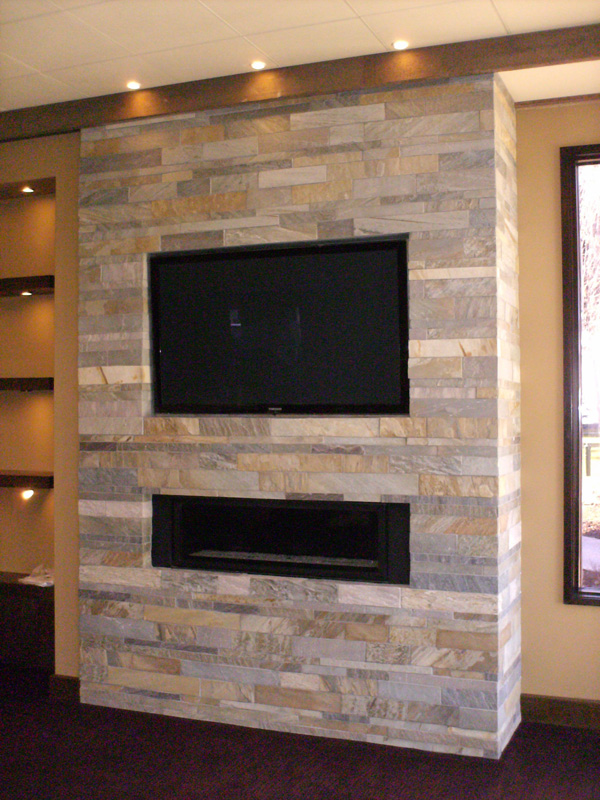 Granite Tiles For Fireplace Tile Design Ideas