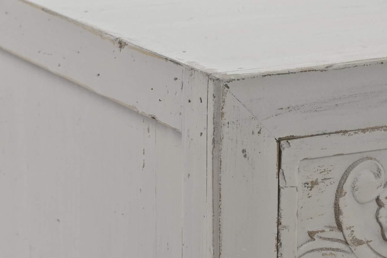 Legno Bianco Vintage : Legno effetto invecchiato bianco tavolo effetto invecchiato