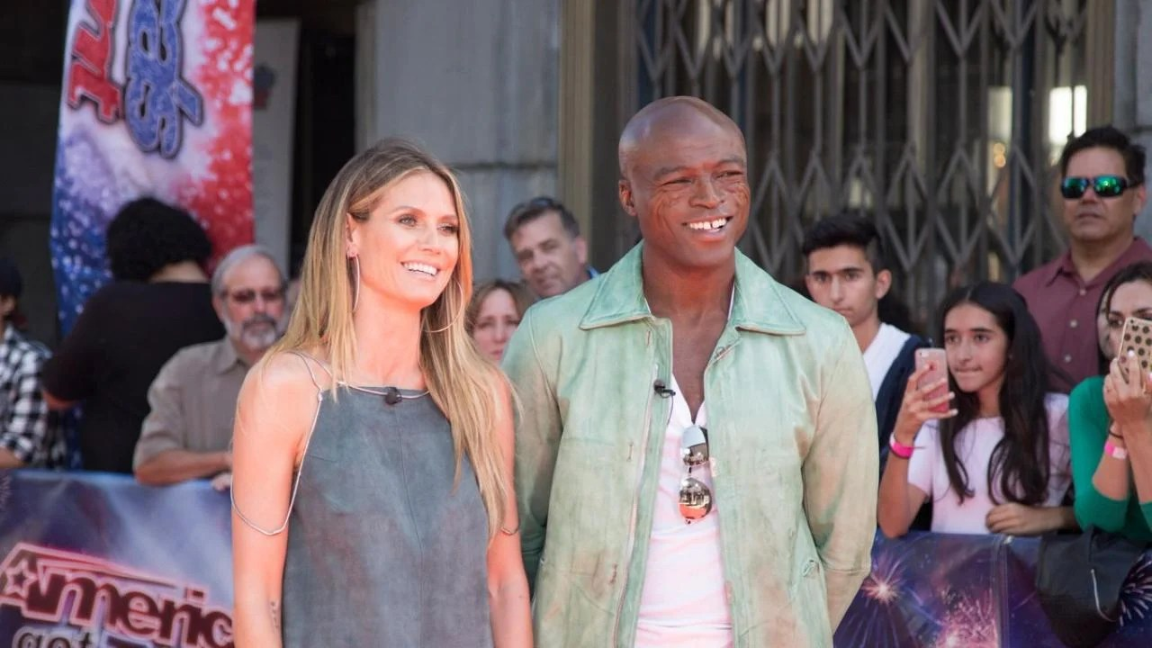 Tom Railor Heidi Klum And Seal Celebrate Daughter Lou's Birthday With