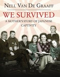 We Survived, Author Nell van de Graaff