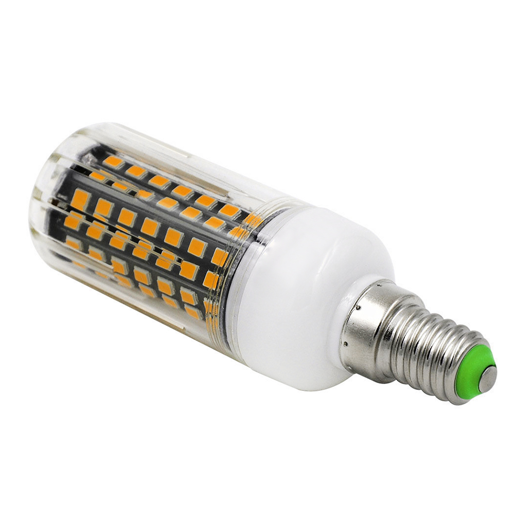 E27 E14 E27/e14/gu10/b22 2835smd 123led Corn Bulbs Lamp Warm/cool
