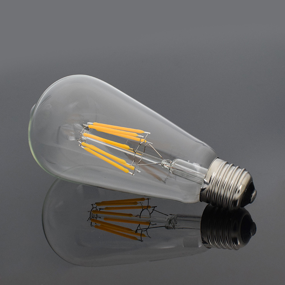 E27 E14 Retro E27 E14 E26 Edison Filament Bulb Dimmable Led Light