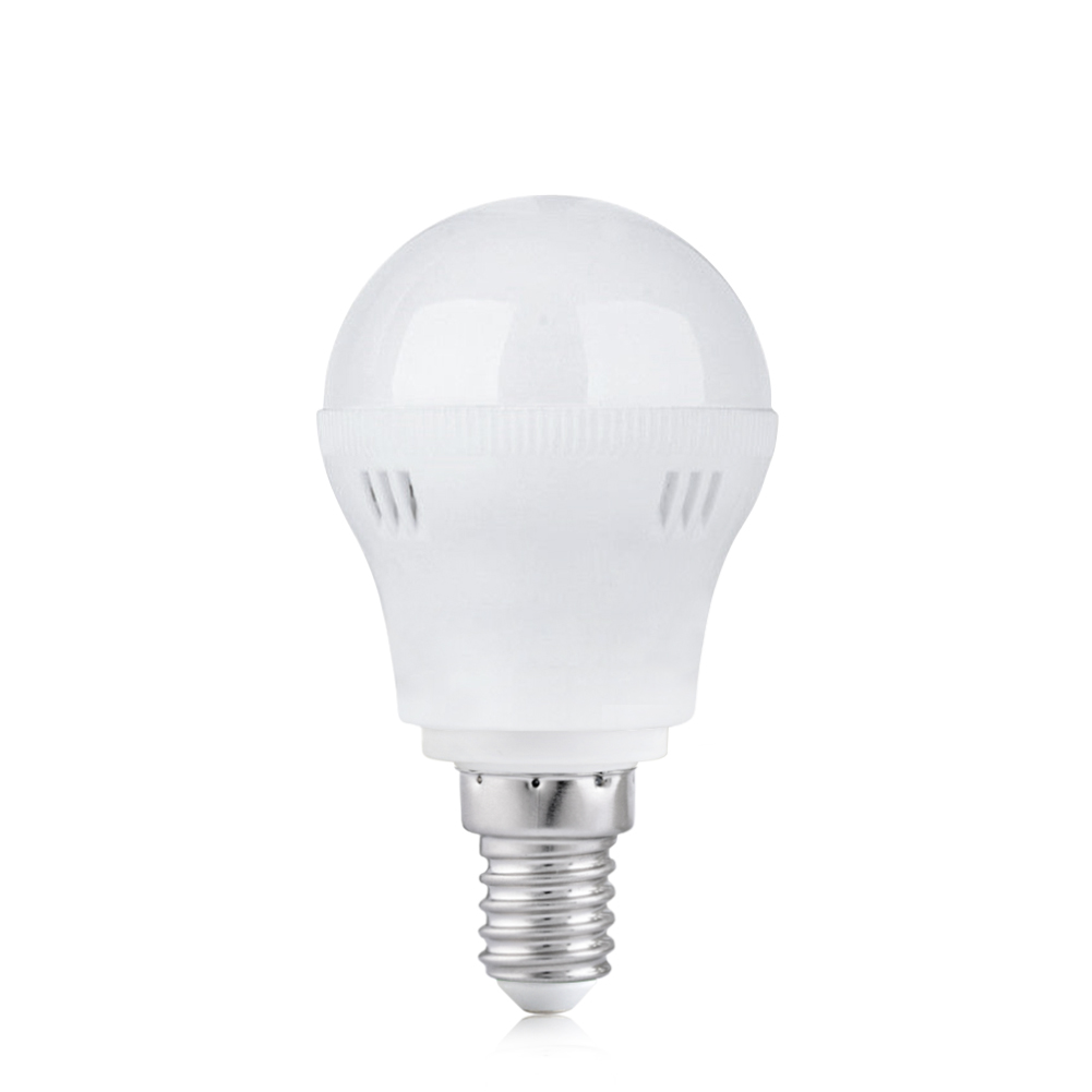 E14 Lamp E27/e14 Bright Led Bulb Round Light 5w 7w 9w 12w Cool Warm
