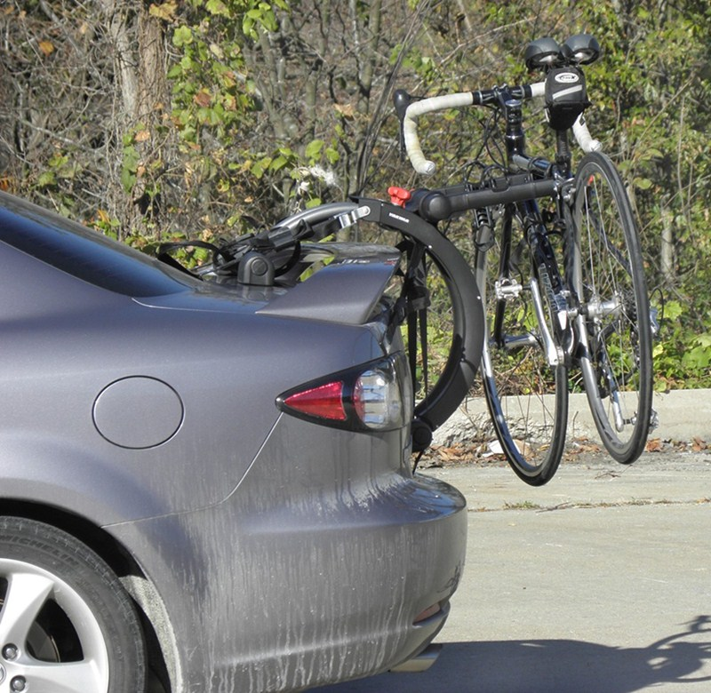 Trunk Mount Bike Rack Recommendation For A 2012 Mercedes E