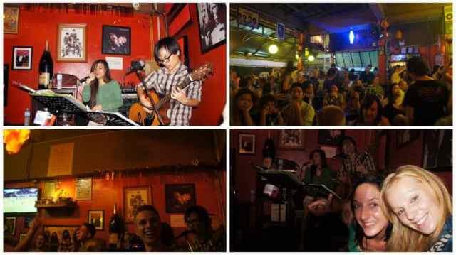 Party in Bangkok