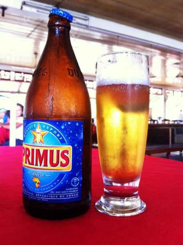 Congo Beer Primus