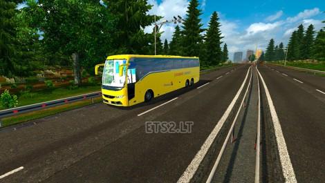 Czech Student Agency Bus mod + Passengers FINAL (fixed)-1