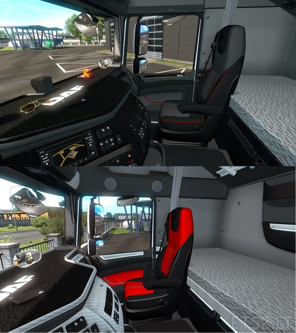Daf 106 Interieur Daf Euro 6 Interior Ets 2 Mods Part 2