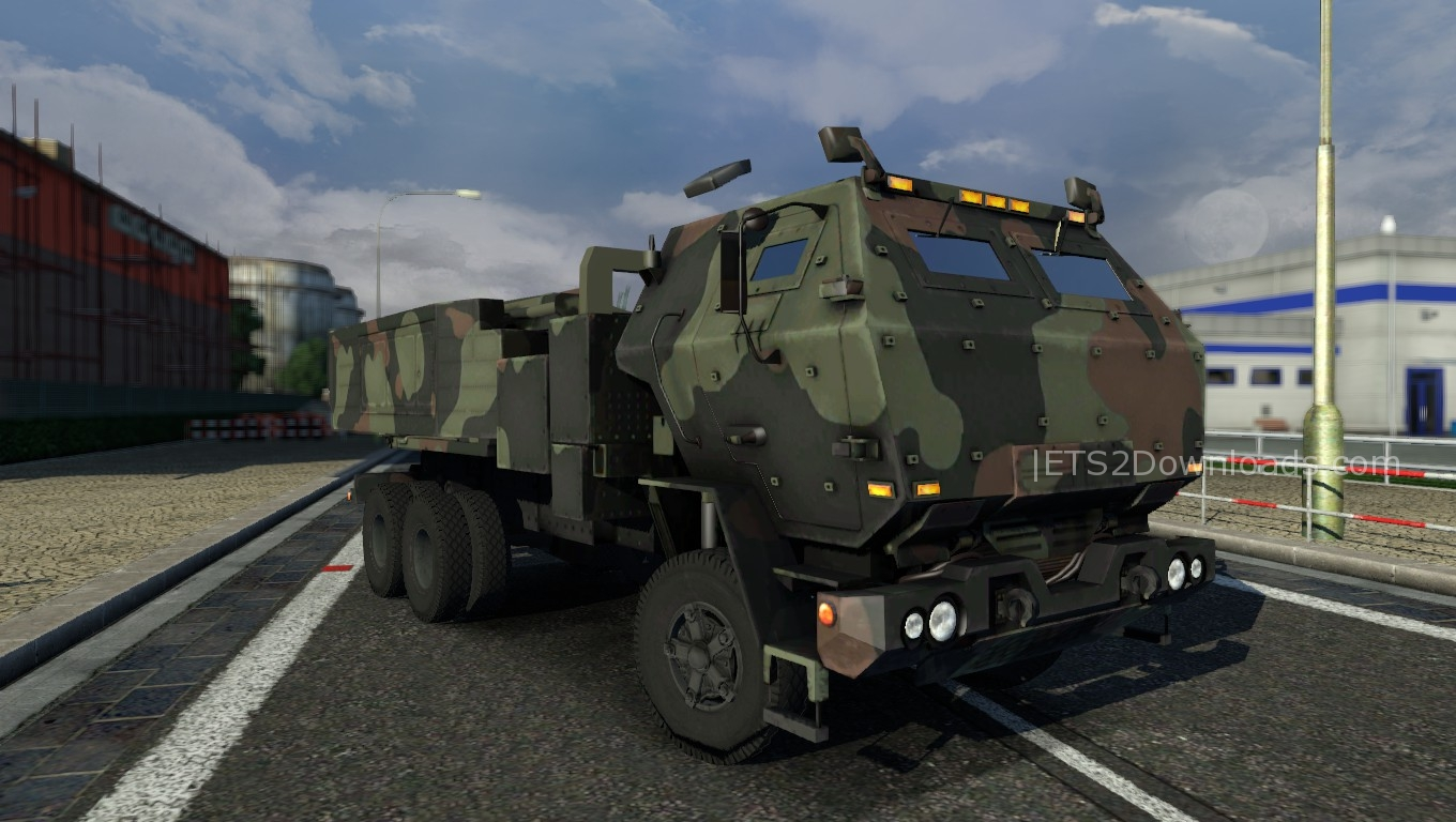 Wallpaper Hd Army Girl Military Truck Ets 2 Mods Ets2downloads