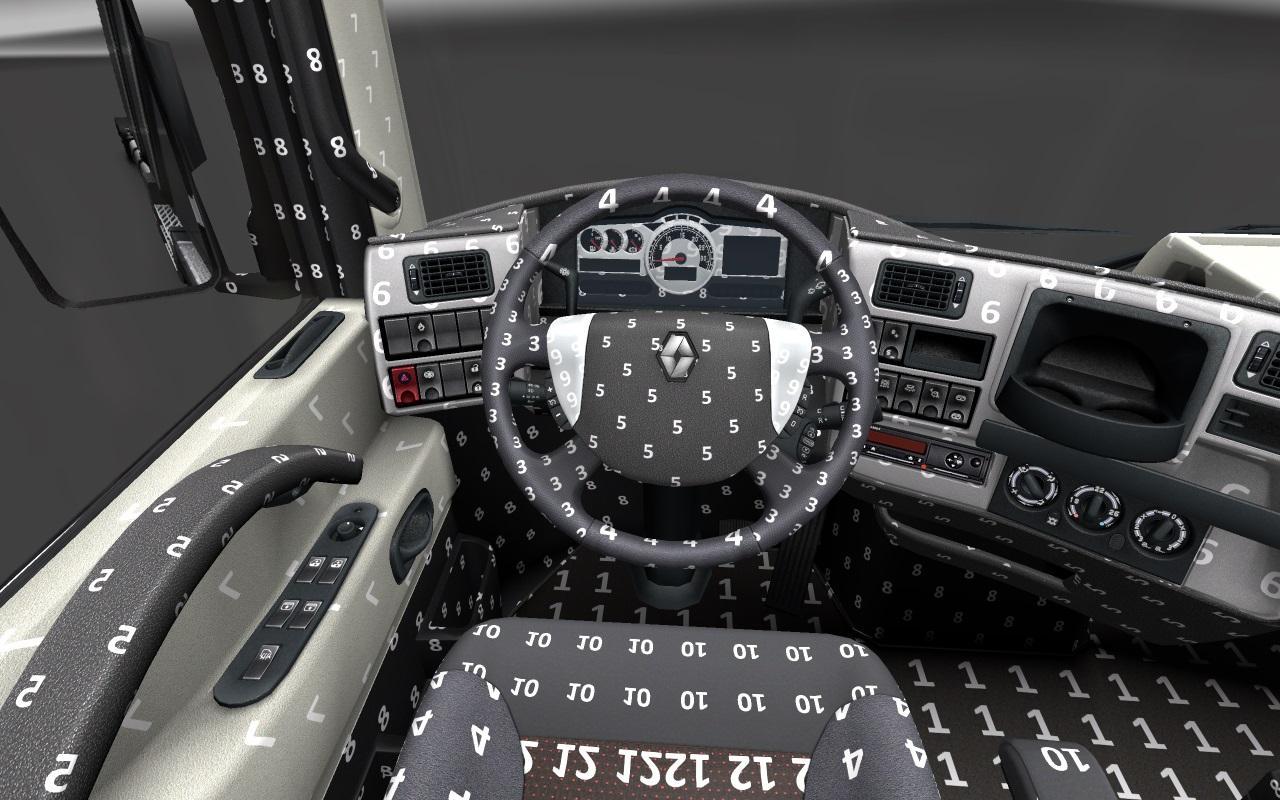 Renault Truck Interior 28 Images Renault Magnum