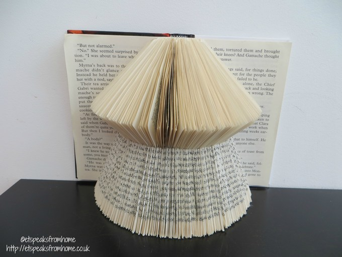 Book Folding Sheep - ET Speaks From Home