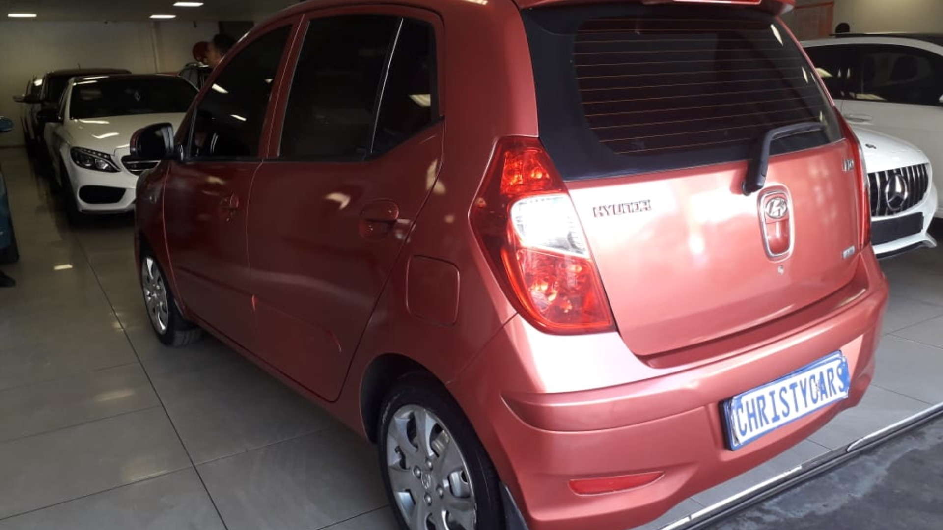 Car Cd Shuttle For Sale Hyundai I10 1 2 Gls For Sale In Gauteng Auto Mart