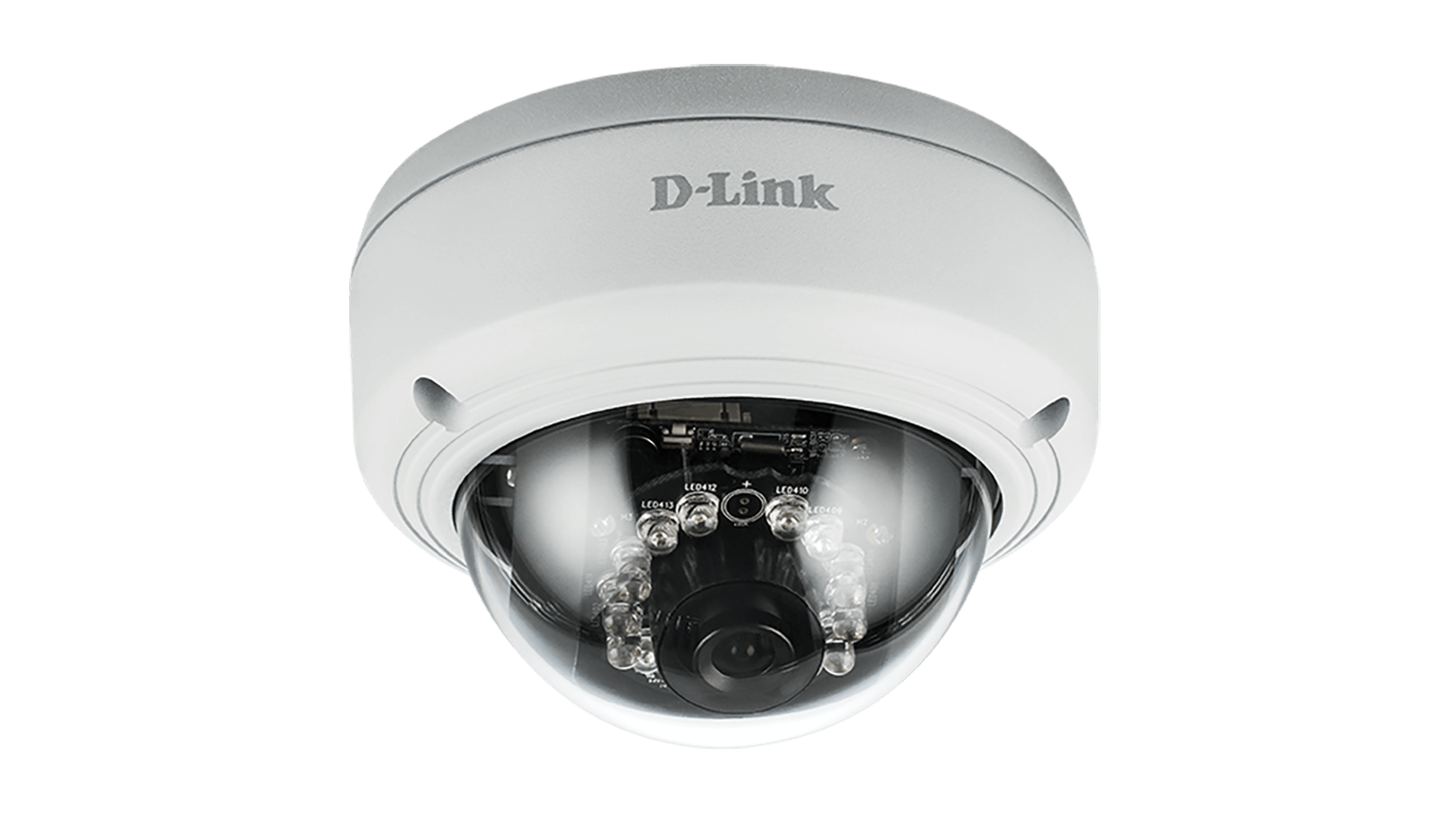 Camera De Surveillance Extérieure Nest Dcs 4602ev Full Hd Outdoor Vandal Proof Poe Dome Camera