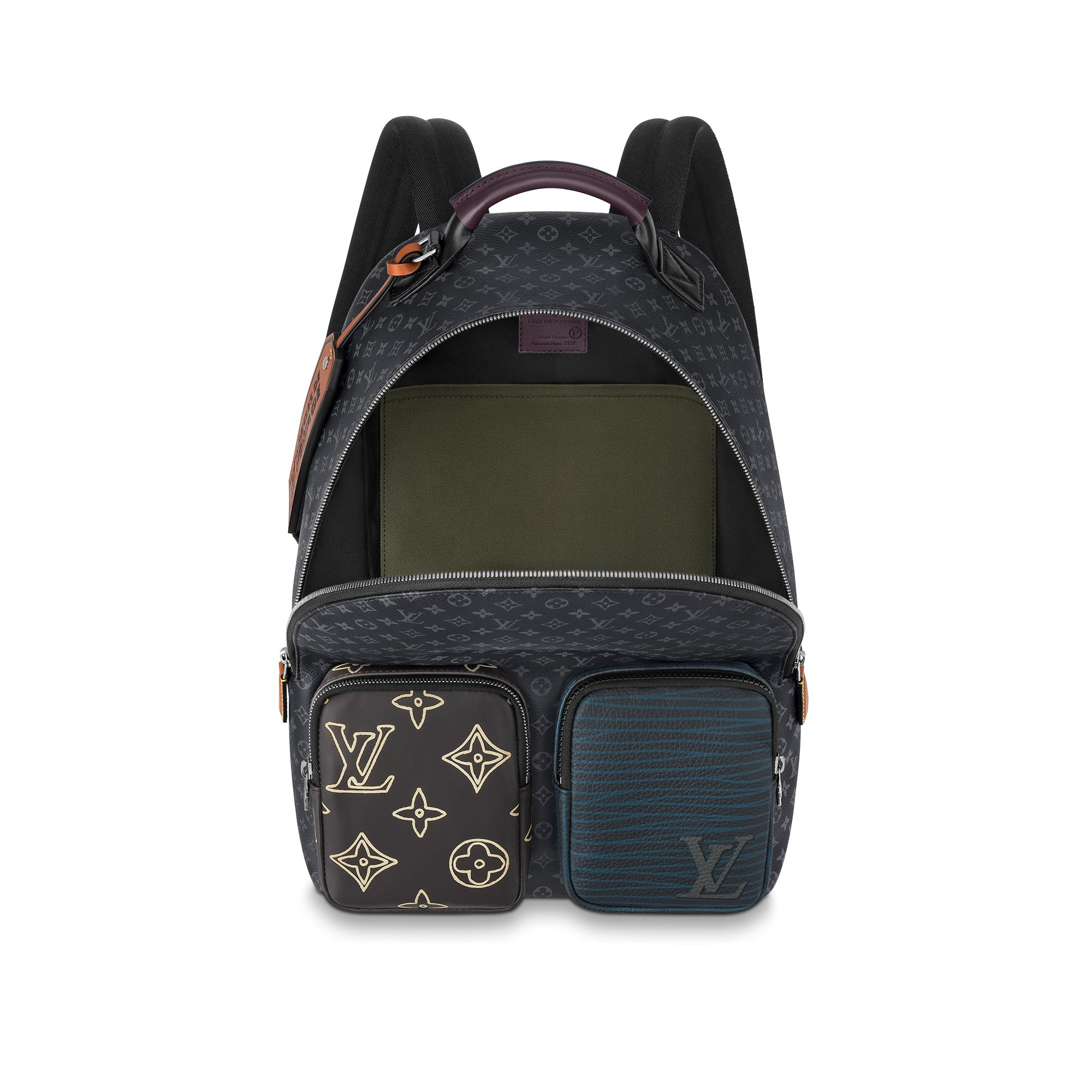Backpack Multipocket Monogram Other Bags Louis Vuitton