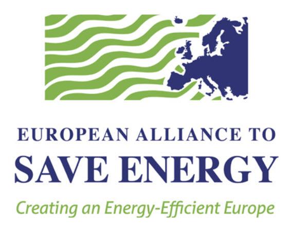 A Manifesto for the European Alliance to Save Energy Energy