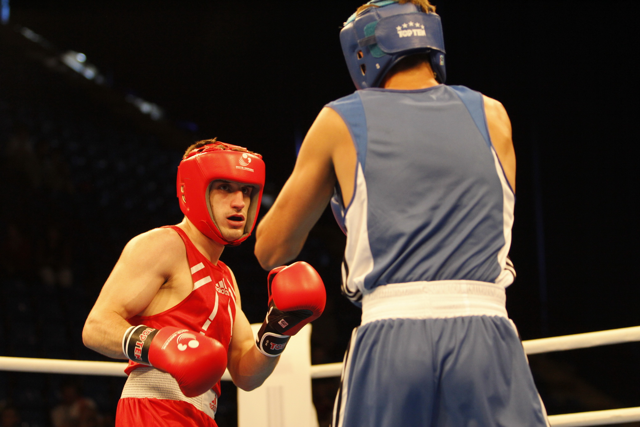 Euro Boxen Minsk 2013 2 Day Afternoon Sessions Results 10 Matches