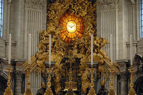 Catedral de São Pedro no Vaticano/Italia