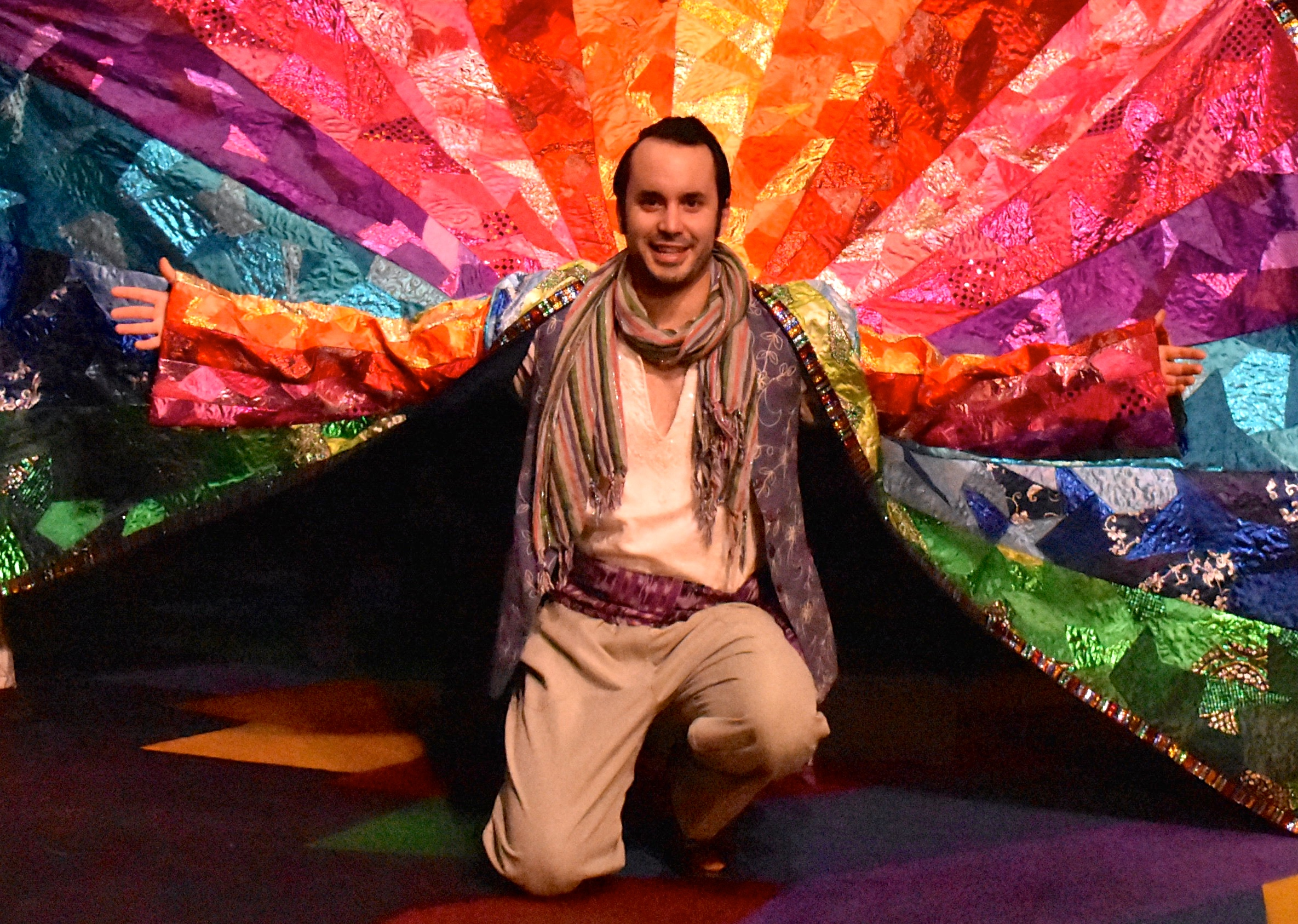 Joseph Und Joseph Joseph And The Amazing Technicolor Dreamcoat Opens At Actors