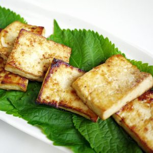 Asian Pan-Fried Tofu Recipe 두부 부침