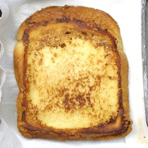 Easy French Toast Recipe (Pain Perdu)