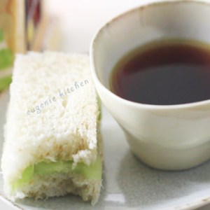 3-Ingredient Cucumber Sandwich Recipe – Tea Sandwiches
