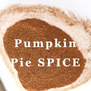 How To Make Pumpkin Pie Spice Substitute At Home