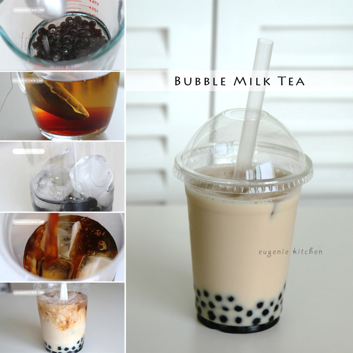 How to Make Bubble Tea - Milk Tea & Coconut