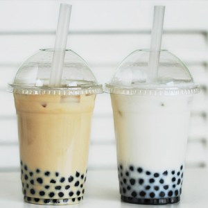 Bubble Tea – Milk Tea & Coconut
