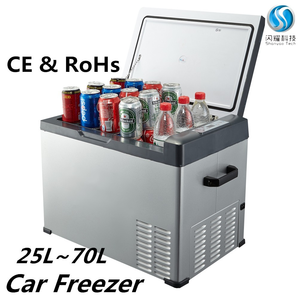 Small Portable Fridge Mini Refrigerator Freezers Small Portable Deep 12v Car Fridge