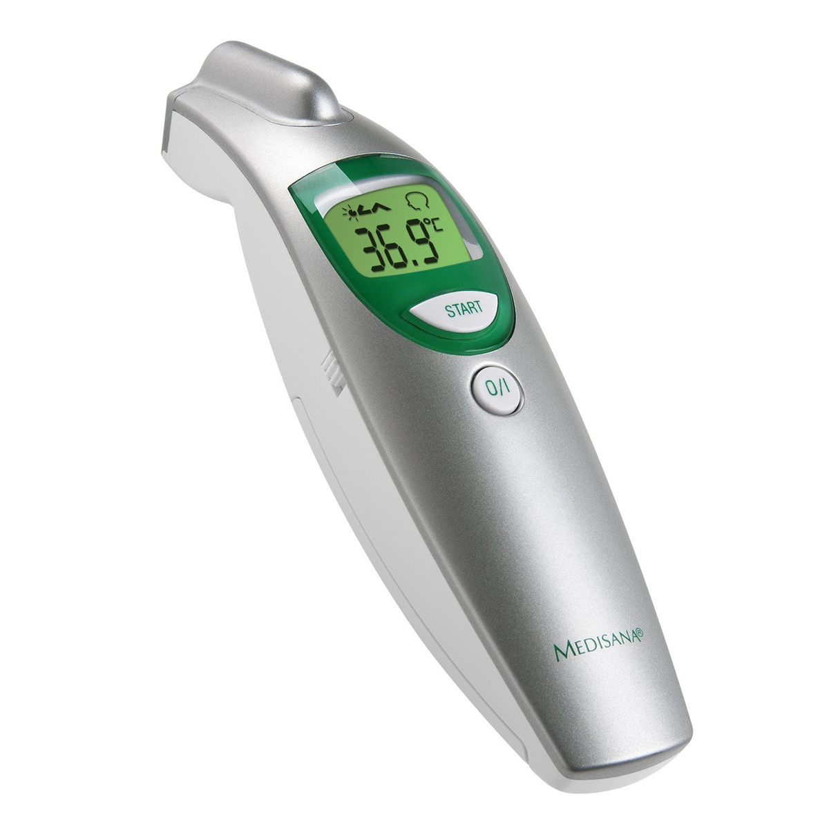 Elektrisches Thermometer Medisana Infrarot Thermometer Ftn 06115595