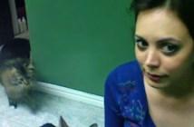 猫語で猫を集める猫