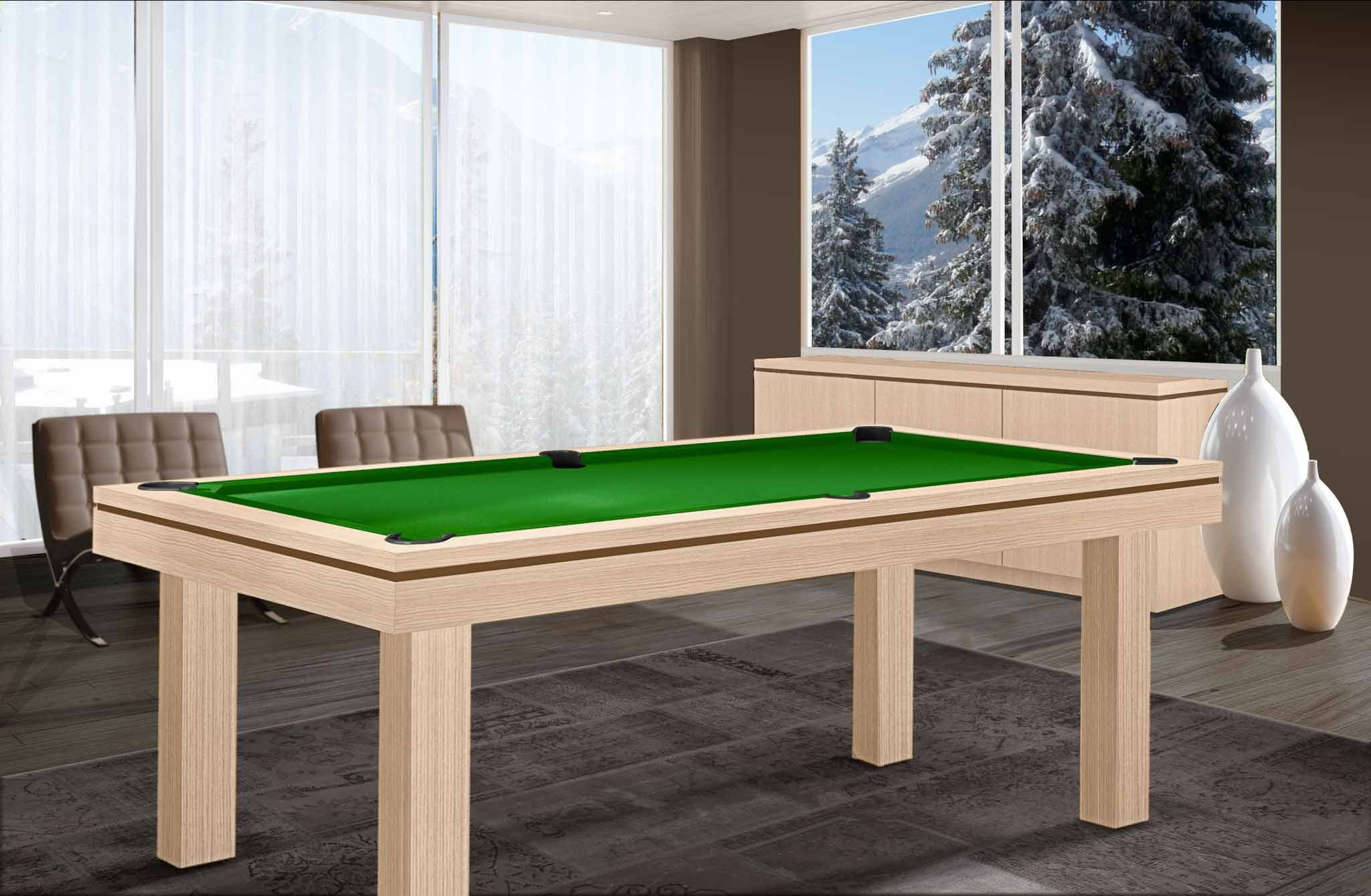 Billard Table A Manger Billard Livea