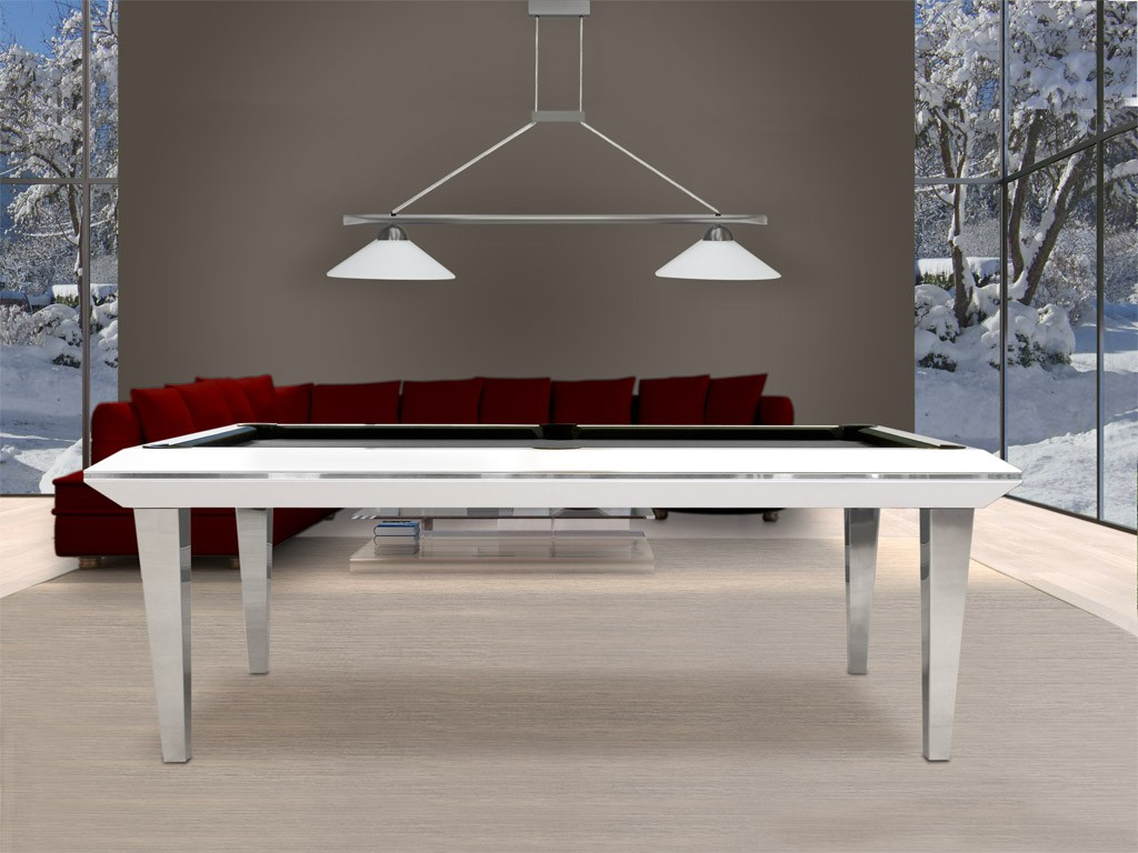 Table En Quartz Billard Table Design Quartz Laqué Inox Eurobillards