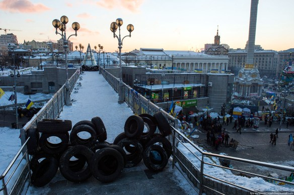 10 Anatomy of Maidan. Virtual tour of the protesters grounds