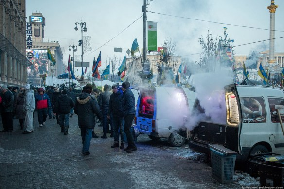66 Anatomy of Maidan. Virtual tour of the protesters grounds
