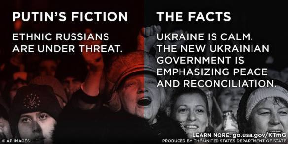 fic Russian Ministry of Foreign Affairs spreading Putins fiction
