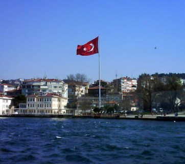 Turkey port