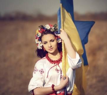 Ukraine-chick
