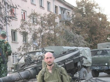 Arkady Babchenko, Russian journalist (Image: Facebook)