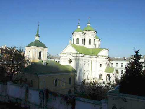 Church of the Pokrova in Kyiv