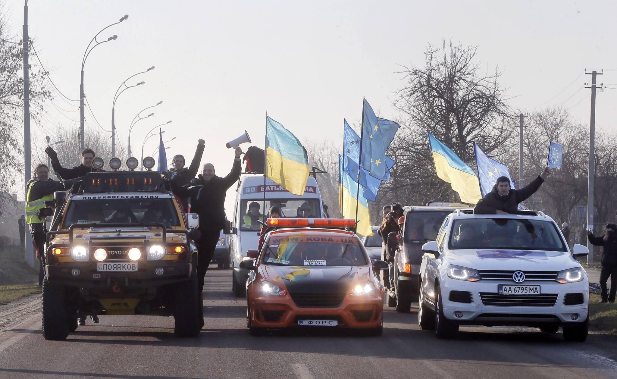 Il y a un an Automaidan