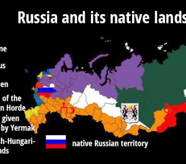 russia native lands
