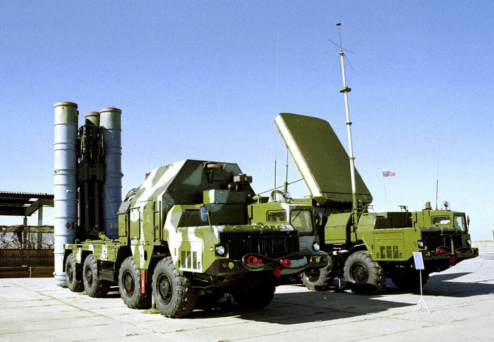 Russia plans to arm Syrian government with S-300 anti-aircraft missile system. (Image: AP)