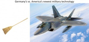 Germany's vs. America's newest military technology