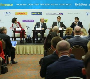 The 4th Tiger Conference took place in Kyiv on 2 December 2015. Photo: Kyiv Post