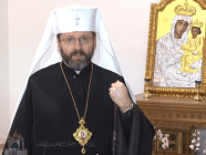 Sviatoslav Shevchuk, Major Archbishop of the Ukrainian Greek Catholic Church
