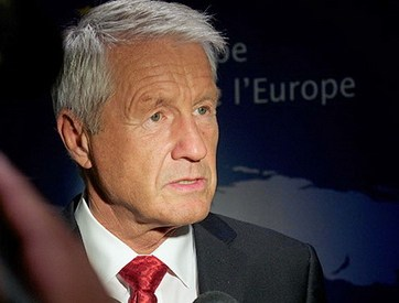 Secretary General of Council of Europe Thorbjørn Jagland. Photo: Council of Europe