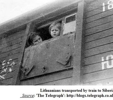 Lithuanian deportation by Stalin